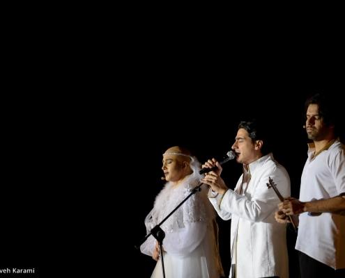 Concert C Iran Tehran 2017