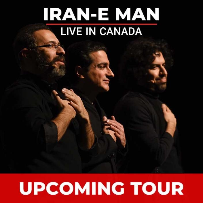 Iran-e Man Canada Tour