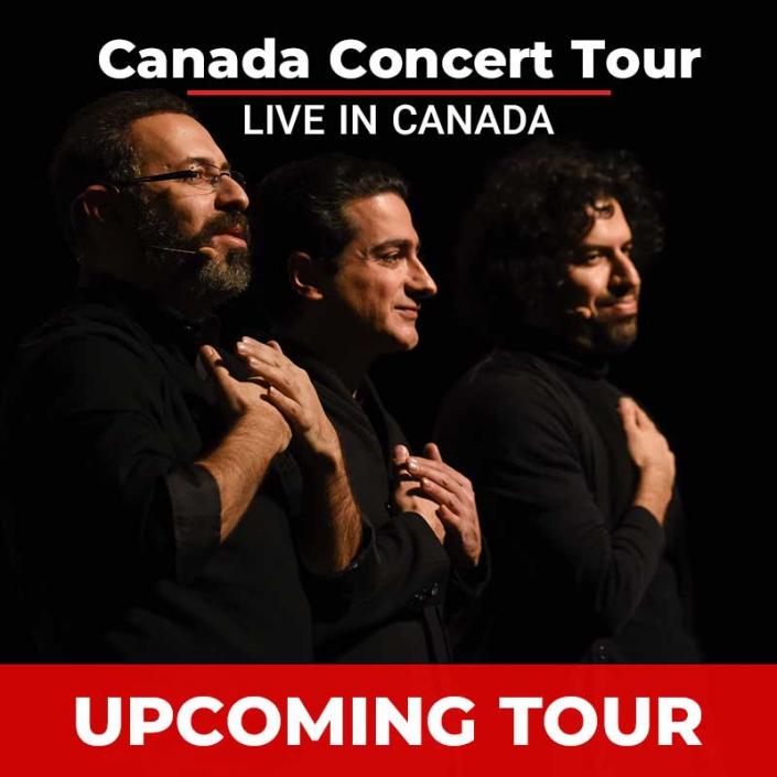 Canada Concert Tour